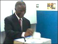 Thabo Mbeki vote