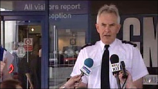 Chief Constable of Greater Manchester Police, Peter Fahy