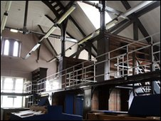 'Orwell' library to be restored