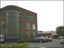 Air Products factory, Acrefair