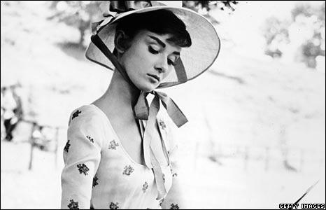 Audrey Hepburn Jack Cardiff