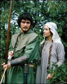 Robin Hood from 1970s TV adaptation