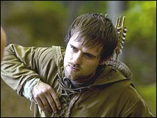 Robin Hood from recent BBC adaptation