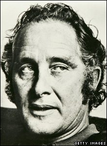 Portrait of Ronnie Biggs