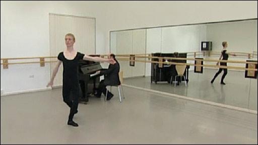 Bolshoi Ballet boy
