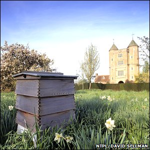 Beehive at Sissinghurst