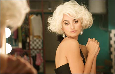 Penelope Cruz in Broken Embraces
