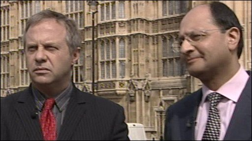 Labour MP John Mann and Conservative MP Shailesh Vara