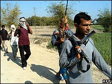 Armed group in Bihar
