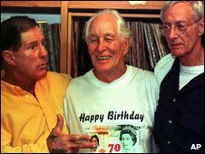 Roy Shaw, Ronnie Biggs and Bruce Reynolds