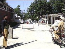 "Daggar, Buner""s main town, Pakistan"
