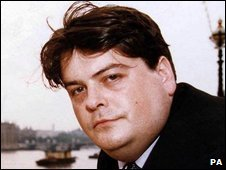 David Shayler in 1997