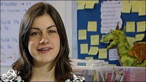 Schoolteacher Rebecca