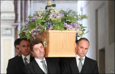 Coffin on Sir Clement Freud