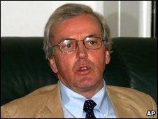 John Holmes, March 2007