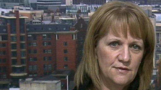 Children's Minister Beverley Hughes