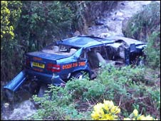 Zennor accident