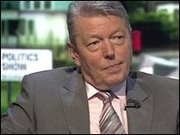 Health Secretary, Alan Johnson MP