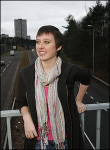 Rebecca Brown (Pic: Scottish Parliament)