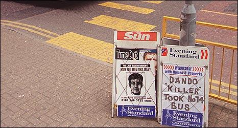 Billboards in hunt for killer of Jill Dando