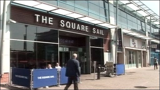 The Square Sail pub