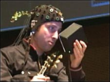 Brain orchestra performer
