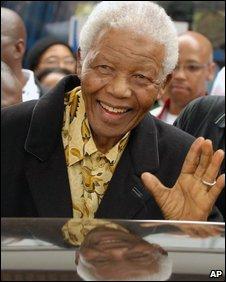 Nelson Mandela, 22/04