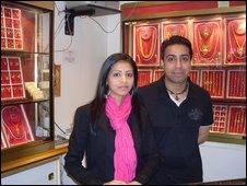 Rukhsana and Amin Sadiq