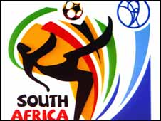 The 2010 World Cup logo