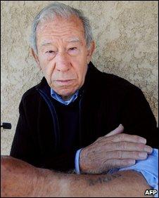 Albert Veissid, Auschwitz survivor