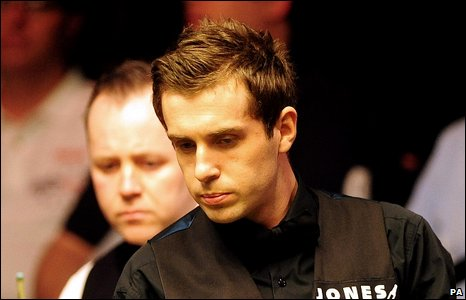 John Higgins and Mark Selby