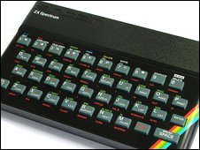 ZX Spectrum, Copyright: Bill Bertram