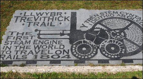Path marker
