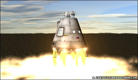 PPTS spacecraft (Anatoly Zak/Russianspaceweb.com)