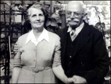 Giuseppe and Carmela Pelosi