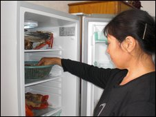 Fridge owner Liushiying