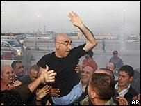العميد مصطفى حمدان