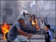 Karachi violence