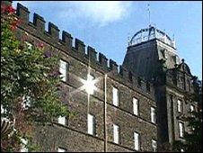 County Hall Matlock