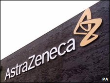 AstraZeneca's main production building in Macclesfield