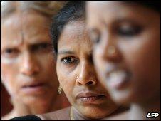 Voters in Mumbai