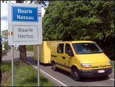 Baarle-Hertog and Baarle-Nassau