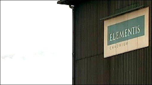 Elementis factory