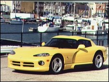 Chrysler's Dodge Viper