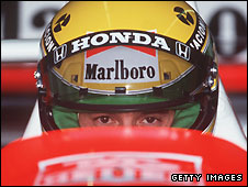 Senna had a will to win and an intensity that drove him to pursue perfection