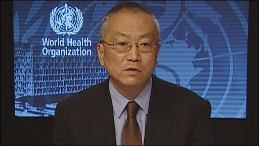 Dr Keiji Fukuda