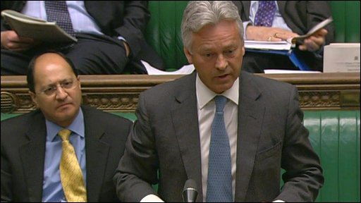 Shadow Leader of the Commons, Alan Duncan