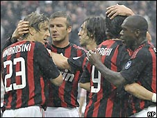 AC Milan will be one of the clubs in the breakaway league