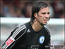 Peterborough winger George Boyd