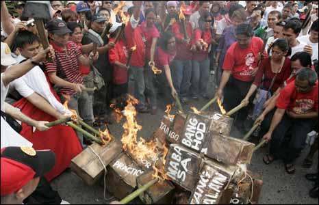 بالصور: مسيرات العمال أنحاء العالم